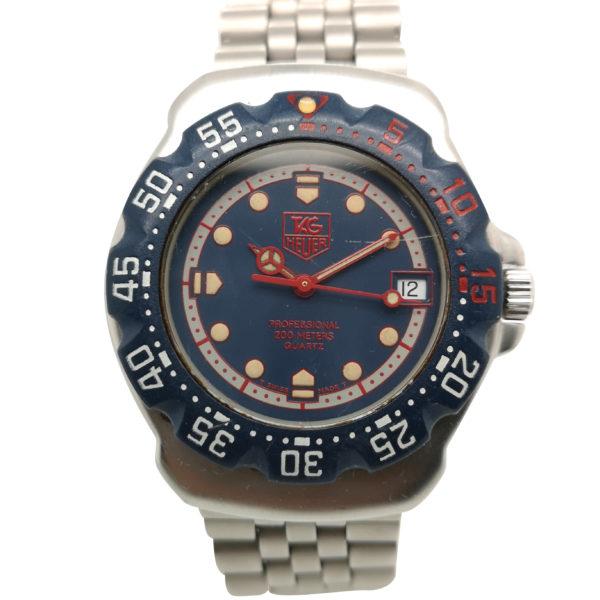 Tag Heuer WA1210 Watch