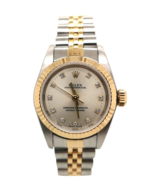Rolex Lady Datejust 67193 Watch
