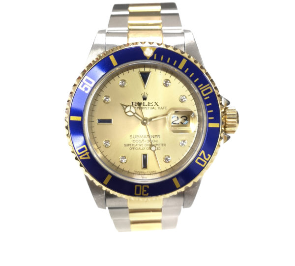 Rolex Submariner Date 16613 Watch
