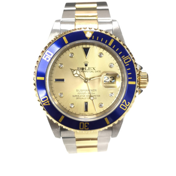 Rolex Submariner Date 16613 Watch