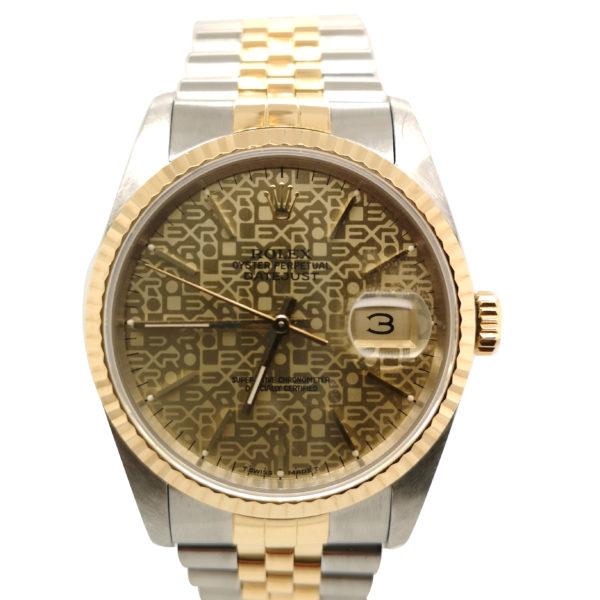 Rolex Datejust 16233 Watch