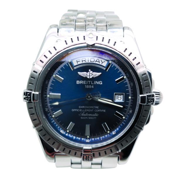 Breitling Headwind Day-Date A45355 Watch
