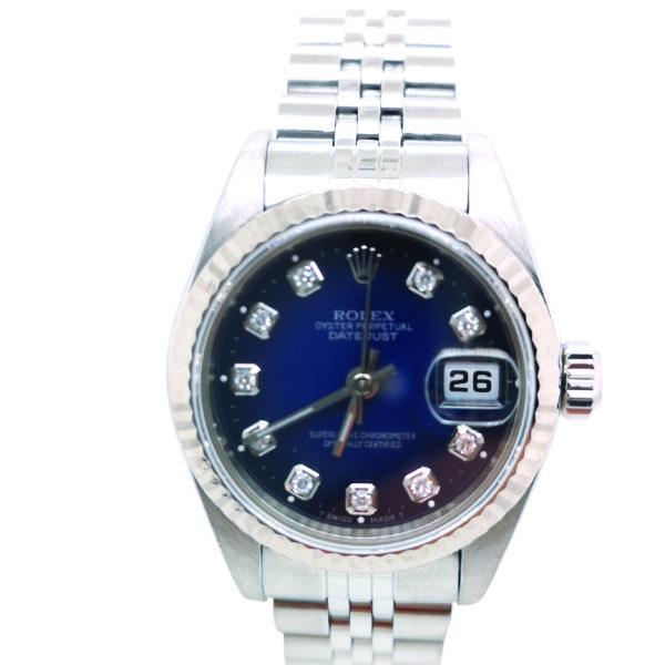 Rolex Lady Datejust Diamond 79174