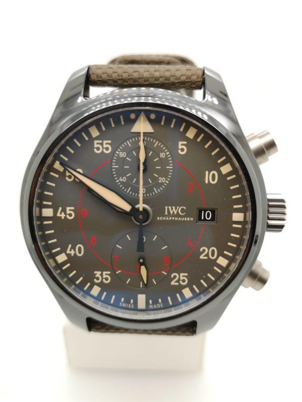 IWC Pilot Chronograph Top Gun Miramar IW389002 Watch