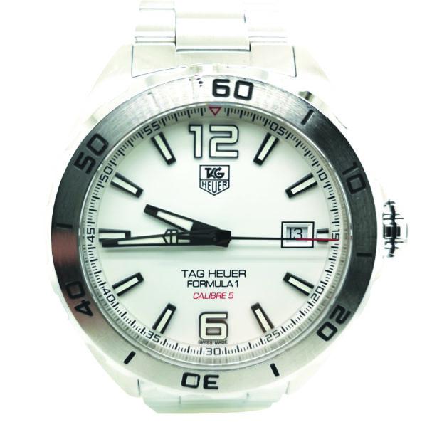 Tag Heuer Formula 1 Calibre 5 WAZ2114 Watch
