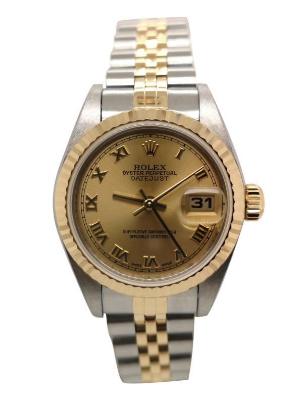 Rolex Lady Datejust 79173 Watch
