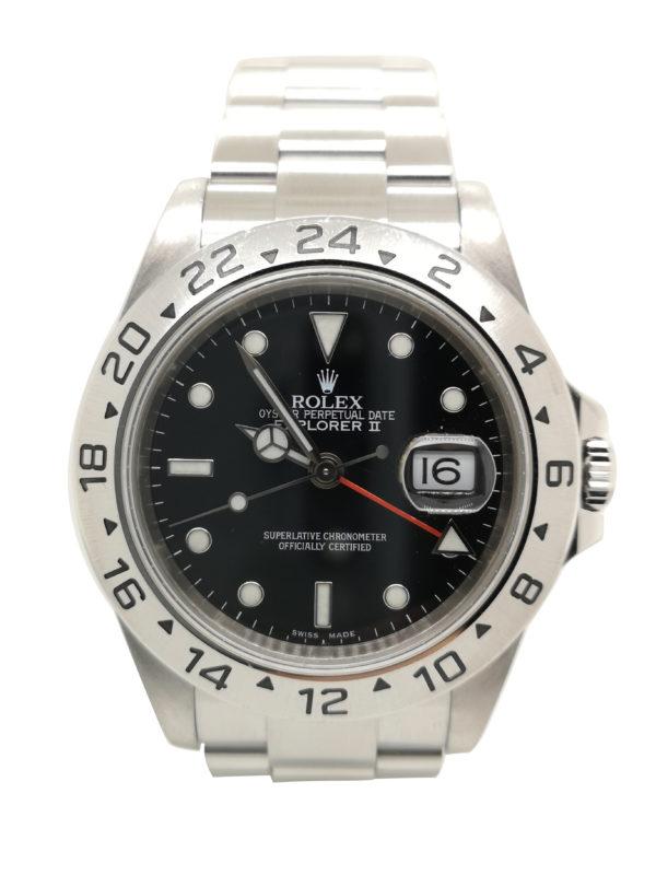 Rolex Explorer II 16570 Watch