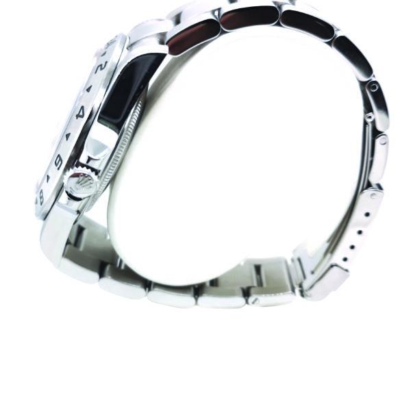 Rolex Explorer II 16570 Watch side
