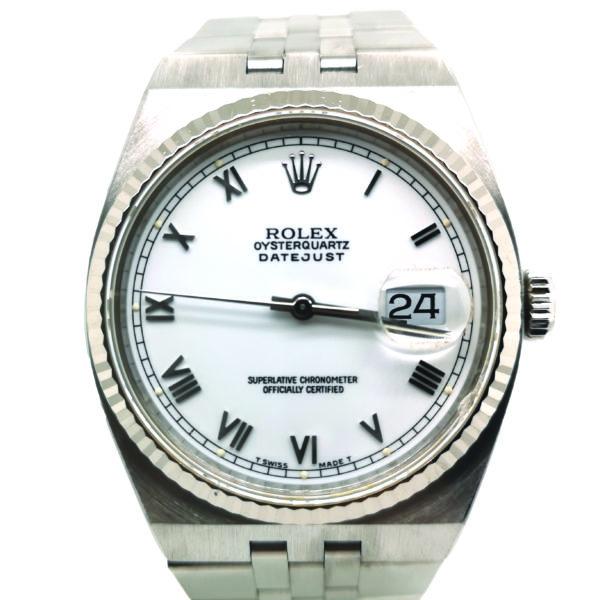 Rolex OysterQuartz Datejust 17014A Watch