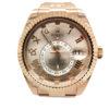 Rolex Sky-Dweller 18K Rose Gold 326935 Watch