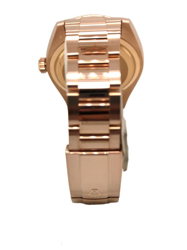 Rolex Sky-Dweller 18K Rose Gold 326935 Watch back