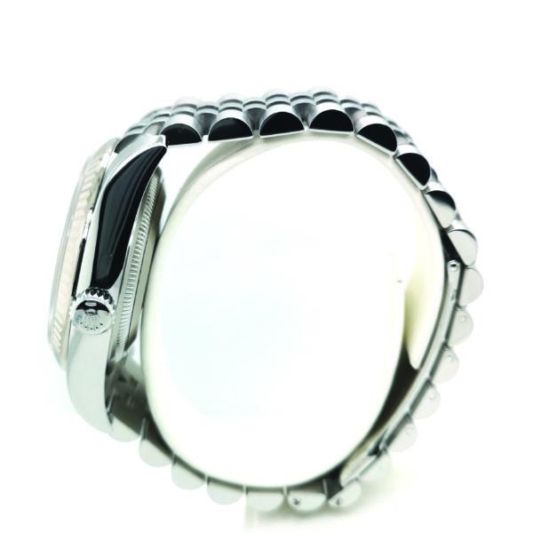Rolex Datejust Diamond 116234 Watch side view