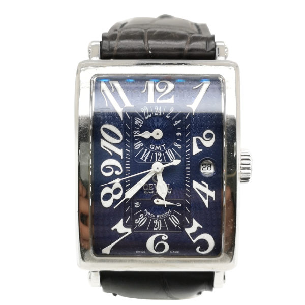 Gevril Avenue of Americas GMT Watch