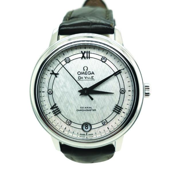 Omega DeVille Prestige Co-Axial Watch