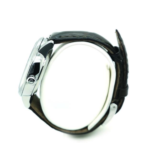 Omega DeVille Prestige Co-Axial Watch side