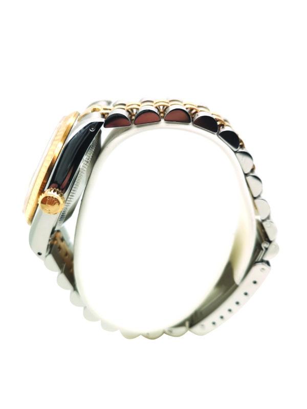 Rolex Datejust Diamond 68273 Watch side
