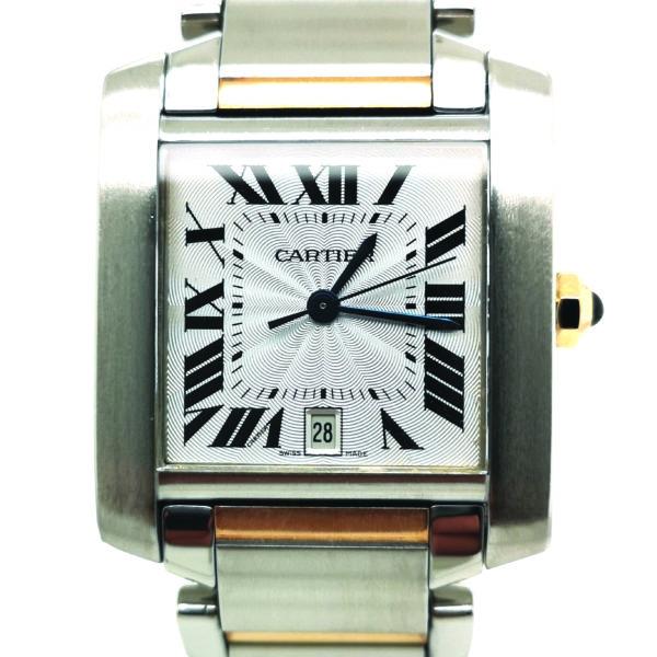 Cartier Tank Francaise 2302 Watch