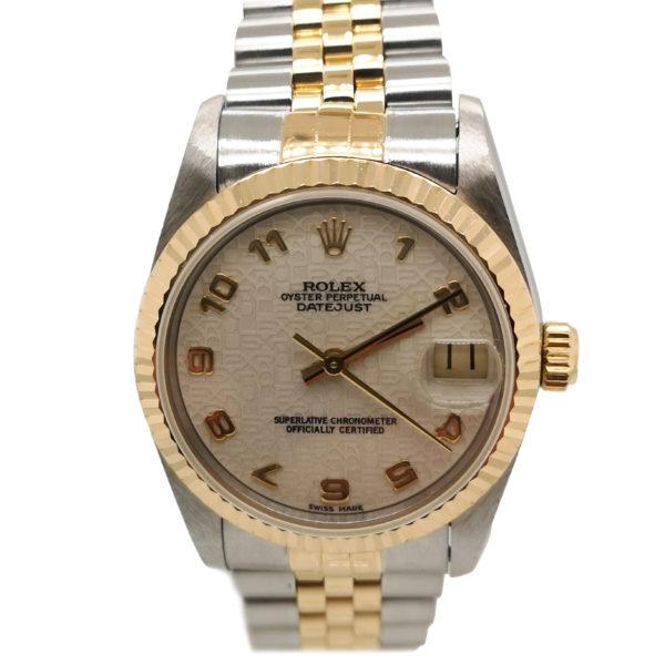 Rolex Datejust 68273 Watch
