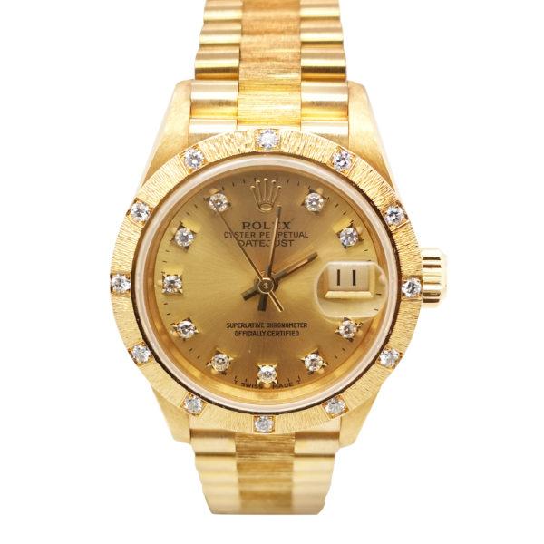 Rolex Datejust Diamond 69288 Watch