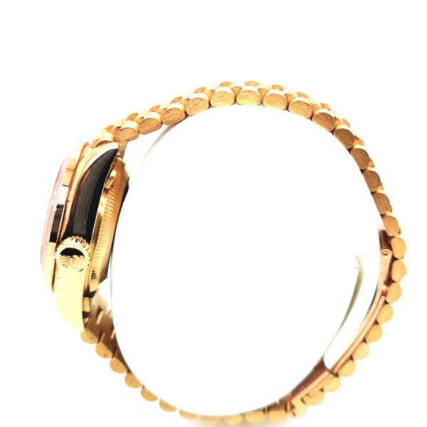 Rolex Datejust Diamond 69288 Watch side view