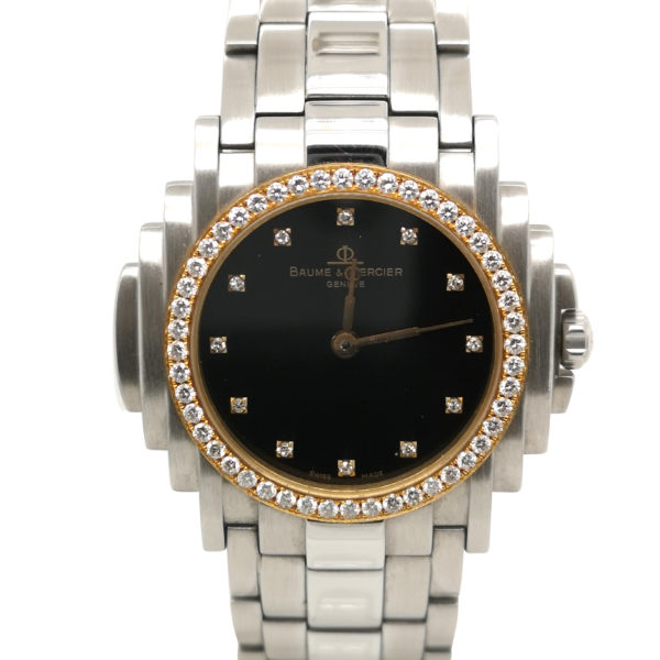 Baume & Mercier Shogun Diamond Watch