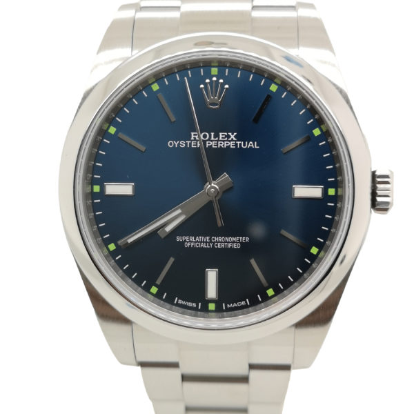 Rolex Oyster Perpetual 114300 Watch