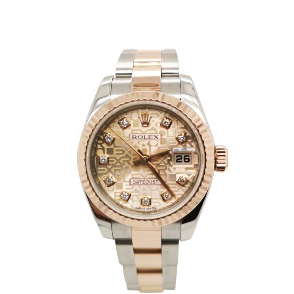 Rolex Lady Datejust 179171 Watch