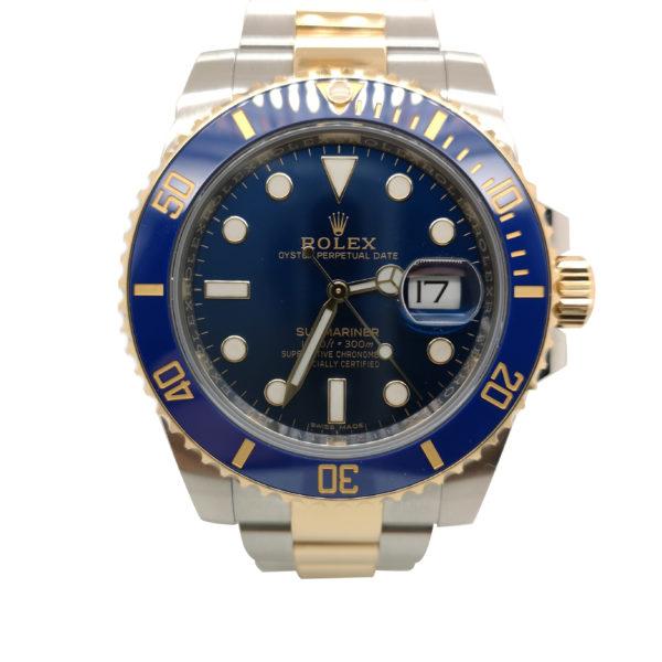 Rolex Submariner Date 116613LB Watch