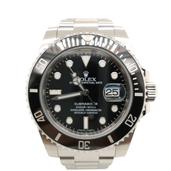 Rolex Submariner Date 116610LN Watch