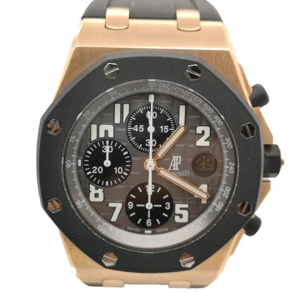 Audemars Piguet Royal Oak Offshore 18K Rose Gold Watch