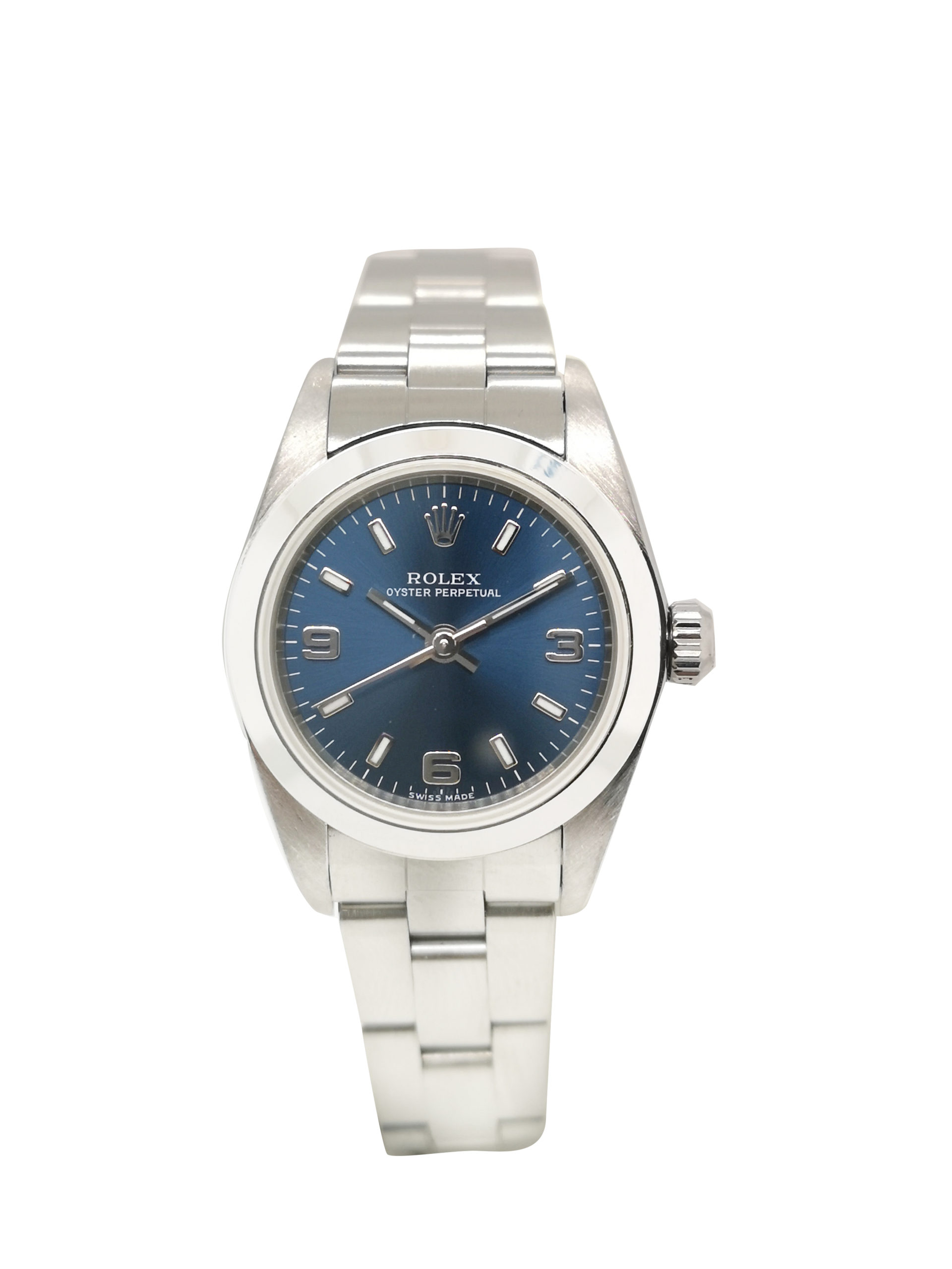 Rolex Lady Oyster Perpetual 76080 Watch