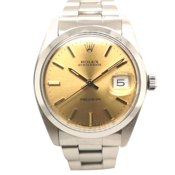 Rolex Oysterdate Precision 6694 Watch