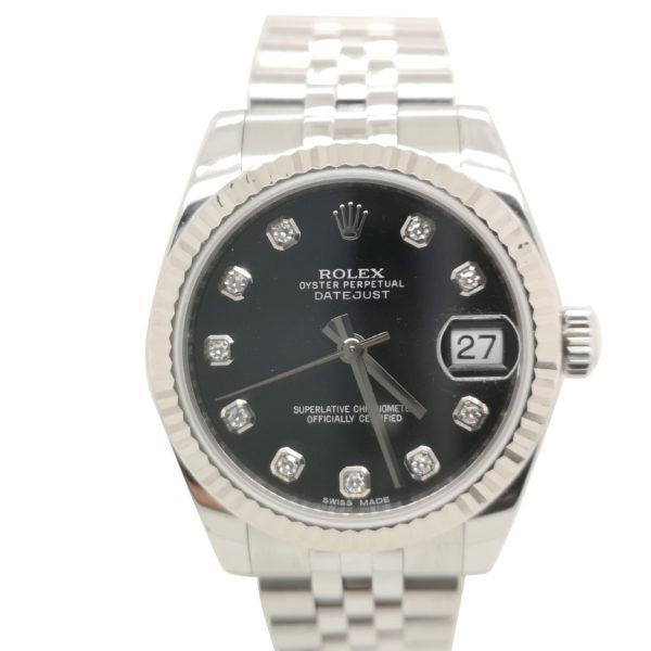 Rolex Datejust Diamond 178274 Watch