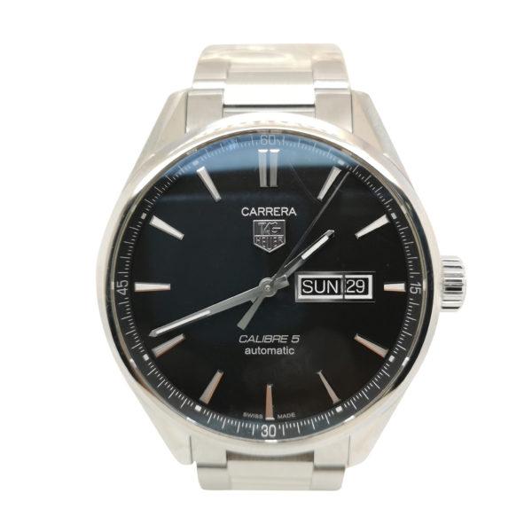 TAG Heuer Carrera Calibre 5 WAR201A-0 Watch