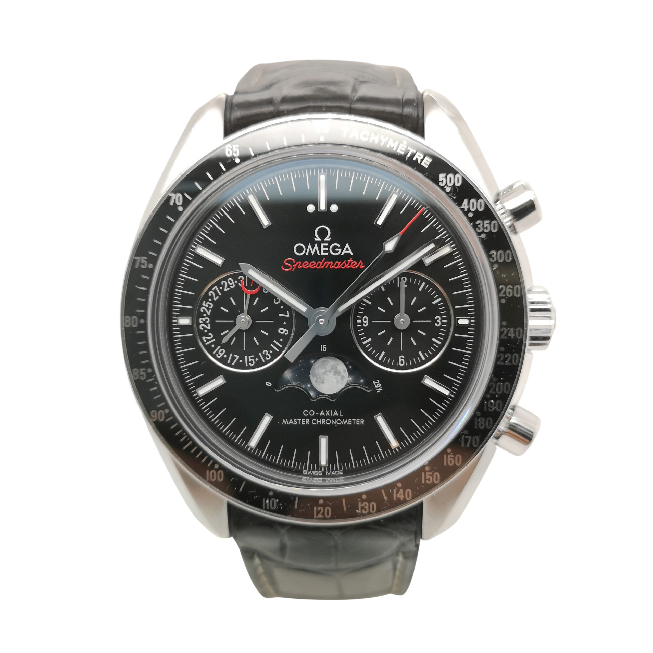 Omega Speedmaster Moonphase Watch