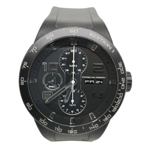 Porsche Design Flat Six Watch