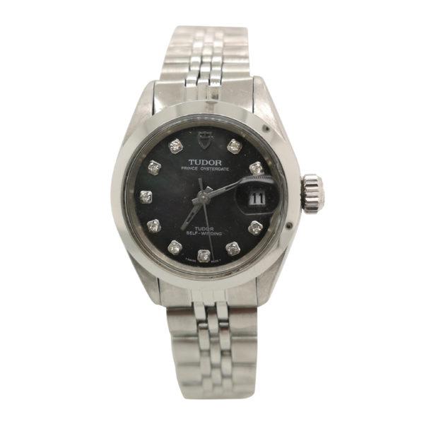 Tudor Prince Diamond MOP Watch