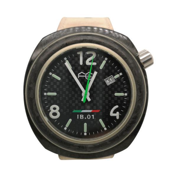 Full Carbon Ivan Basso Watch