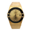 Omega Constellation Diamond 18K Yellow Gold Watch