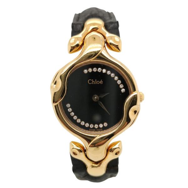 Chloe Diamond Quartz Watch