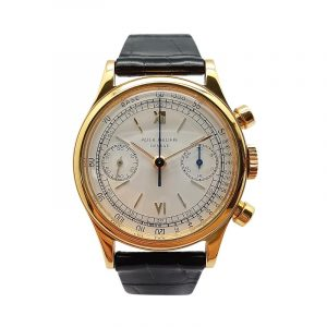 18K Yellow Gold Patek Philippe Chronograph