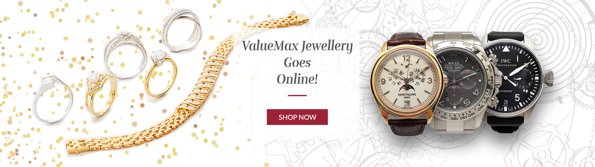 jewelry & timepiece online shop valuemax