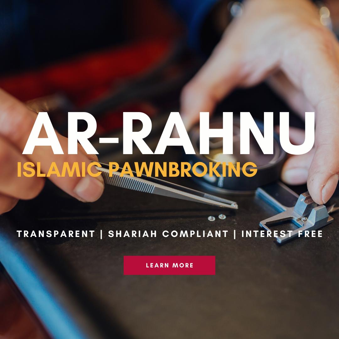 ar-rahnu islamic pawnbroking